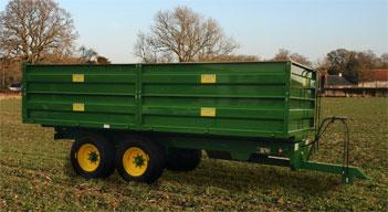 Dropside Trailer Range